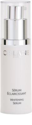 Orlane Whitening Program ser cu efect de albire pete pigmentate