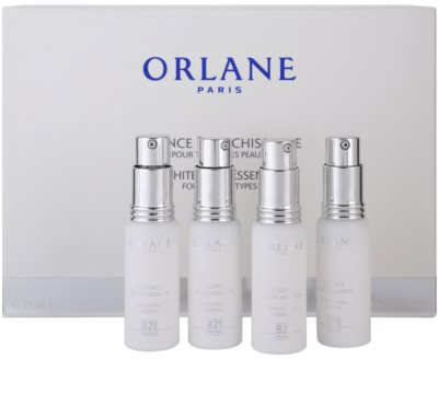 Orlane Whitening Program albirea petelor pigmentare 1