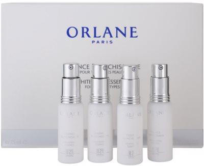 Orlane Whitening Program belilna kura za pigmentne madeže 1