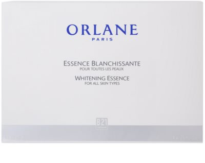 Orlane Whitening Program albirea petelor pigmentare 4
