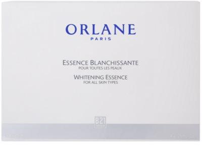Orlane Whitening Program belilna kura za pigmentne madeže 4