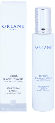 Orlane Whitening Program Tonic pentru albirea petelor pigmentare pentru toate tipurile de ten 1