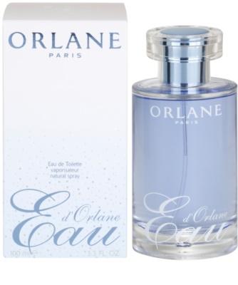 Orlane Orlane Eau d' Orlane Eau de Toilette para mulheres