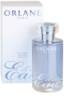 Orlane Orlane Eau d' Orlane Eau de Toilette pentru femei 1