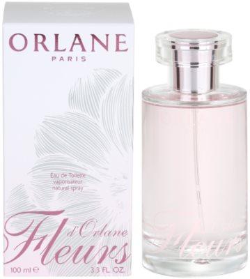 Orlane Orlane Fleurs d' Orlane eau de toilette nőknek