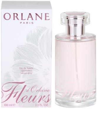 Orlane Orlane Fleurs d' Orlane Eau de Toilette pentru femei