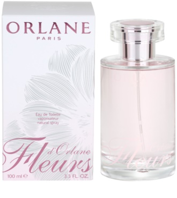 Orlane Orlane Fleurs d' Orlane тоалетна вода за жени