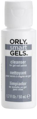 Orly smartGELS Cleanser limpador e polidor de unhas