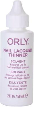 Orly Nail Lacquer Thinner diluyente de esmalte de uñas