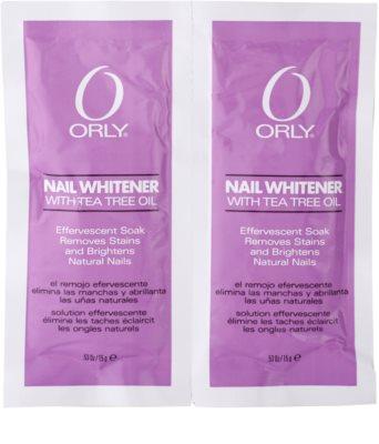 Orly Nail Whitener baño para blanquear las uñas naturales
