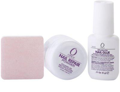 Orly Nail Rescue conjunto para a reparação rápida de unhas