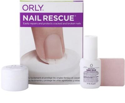 Orly Nail Rescue set para una rápida reparación de uñas 1