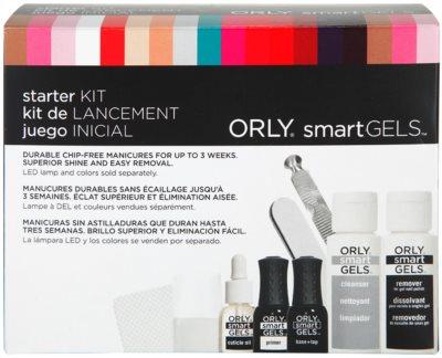 Orly smartGELS Starter Kit kozmetika szett I.