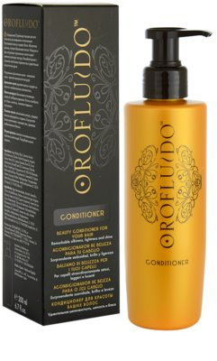 Orofluido Beauty kondicionér pro všechny typy vlasů