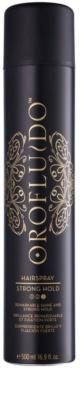 Orofluido Beauty лак за коса силна фиксация