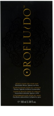 Orofluido Beauty Elixir Oil For All Types Of Hair 2