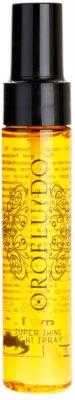 Orofluido Beauty spray de brilho para todos os tipos de cabelos