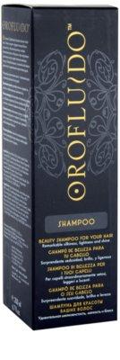 Orofluido Beauty champô para todos os tipos de cabelos 2