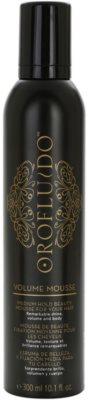 Orofluido Beauty pianka do zwiększenia objętości medium