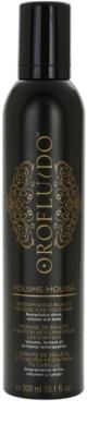 Orofluido Beauty піна для об'єму середньої фіксації