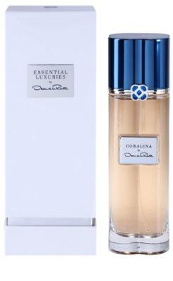 Oscar de la Renta Coralina Eau de Parfum para mulheres