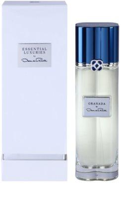 Oscar de la Renta Granada Eau De Parfum pentru femei