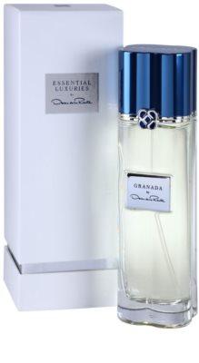 Oscar de la Renta Granada eau de parfum nőknek 1