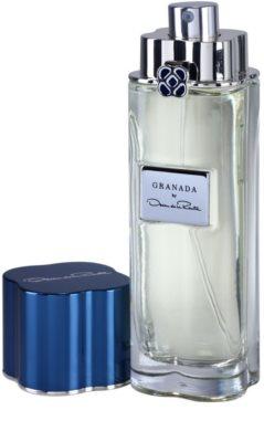Oscar de la Renta Granada eau de parfum nőknek 3