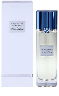 Oscar de la Renta Mi Corazon Eau de Parfum para mulheres