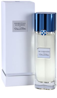 Oscar de la Renta Mi Corazon eau de parfum nőknek 1