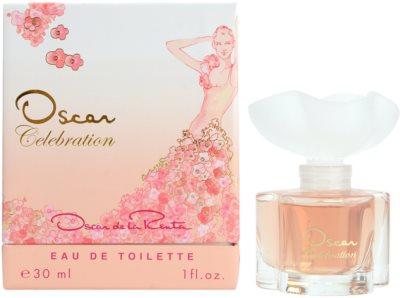 Oscar de la Renta Celebration Eau de Toilette für Damen   gel