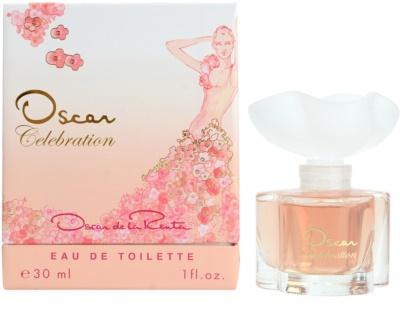 Oscar de la Renta Celebration toaletna voda za ženske   gel