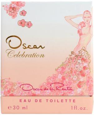 Oscar de la Renta Celebration Eau de Toilette für Damen   gel 3