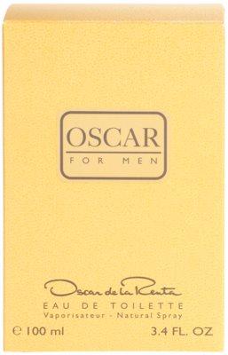 Oscar de la Renta Oscar for Men Eau de Toilette für Herren 4