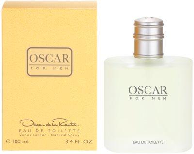 Oscar de la Renta Oscar for Men Eau de Toilette für Herren