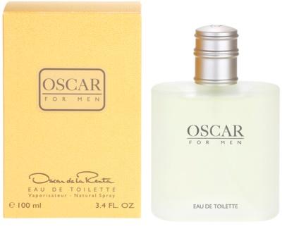 Oscar de la Renta Oscar for Men toaletna voda za moške