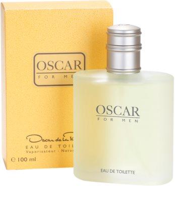 Oscar de la Renta Oscar for Men Eau de Toilette für Herren 1