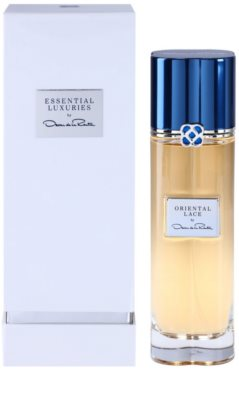 Oscar de la Renta Oriental Lace eau de parfum para mujer