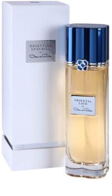 Oscar de la Renta Oriental Lace eau de parfum para mujer 1