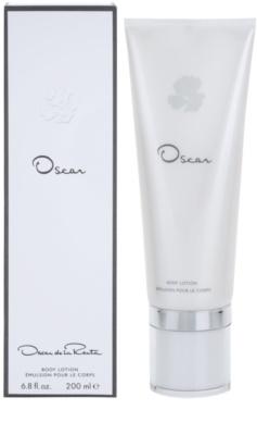 Oscar de la Renta Oscar leche corporal para mujer