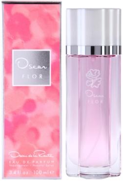 Oscar de la Renta Oscar Flor Eau de Parfum für Damen