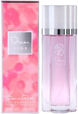 Oscar de la Renta Oscar Flor woda perfumowana dla kobiet