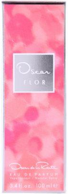 Oscar de la Renta Oscar Flor Eau de Parfum para mulheres 4