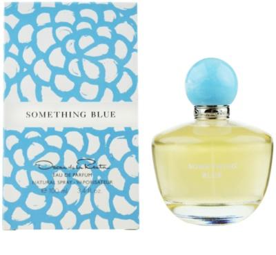 Oscar de la Renta Something Blue Eau De Parfum pentru femei