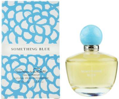 Oscar de la Renta Something Blue parfémovaná voda pro ženy