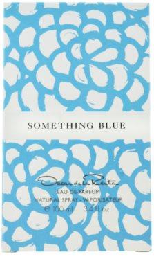 Oscar de la Renta Something Blue eau de parfum nőknek 4