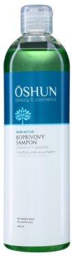 OSHUN Hair Active szampon pokrzywowy do włosów przetłuszczających