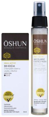 OSHUN Snail Active set cosmetice IV.