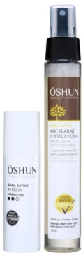 OSHUN Snail Active kozmetika szett III.
