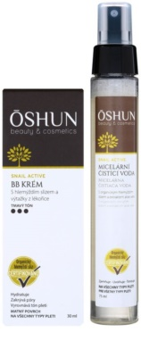 OSHUN Snail Active козметичен пакет  II. 1